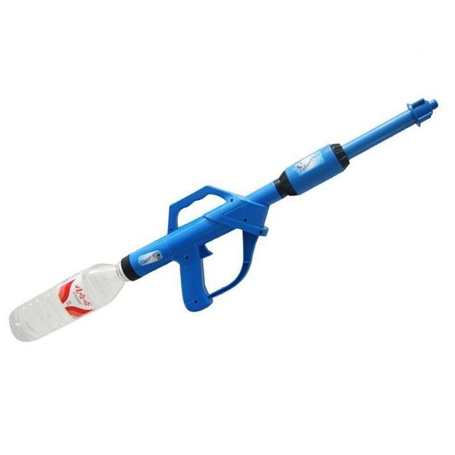 Vodna pištola za PET plastenko - 2 barvi 1