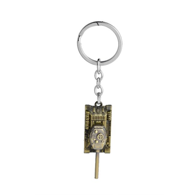 Obesek za ključe - tank 1