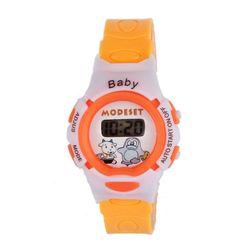 Dětské digitální hodinky - různé barvy