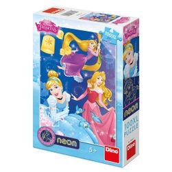 PRINCEZNY: OSLAVA 100XL neón Puzzle NOVÉ PD_1213667