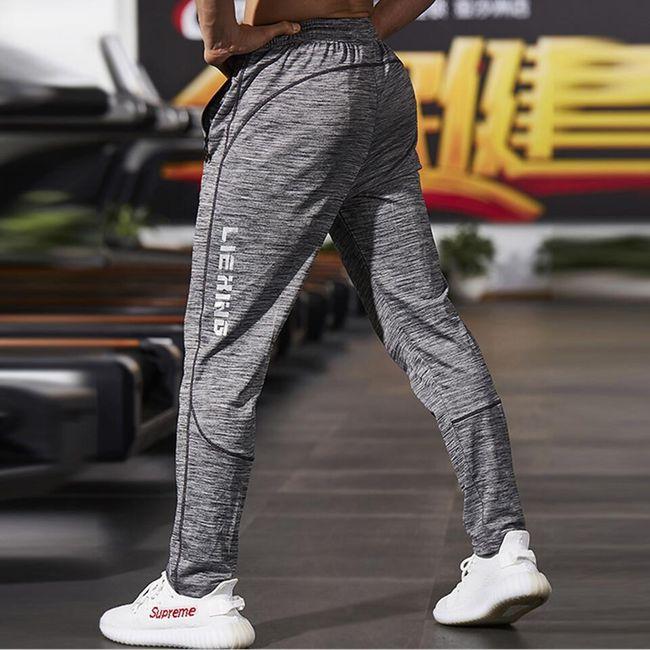 Męskie spodnie dresowe Drex 1