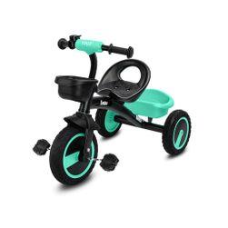 Dětská tříkolka  Embo - turquoise - tyrkysová SR_DS28913600