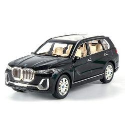 Model auto BMW X7