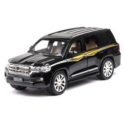 Model auta Toyota Land Cruiser