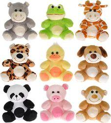 Žival 15cm 9 vrst - plišaste igrače SR_DS11390920