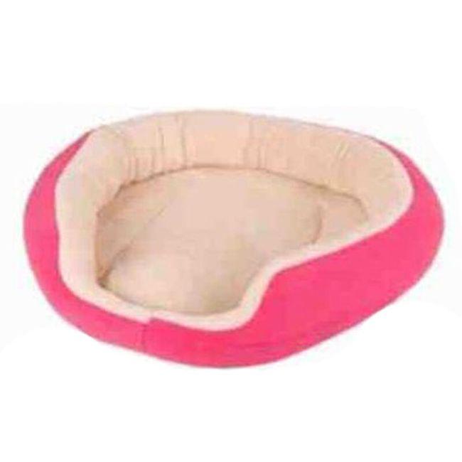 Лежак для собак и кожек с высоким бортиком- 5 расцветок 1
