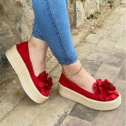 Dámské boty na platformě Sisella