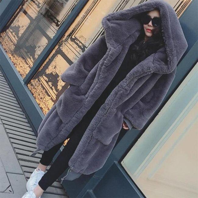Dámský kabát Longa 1