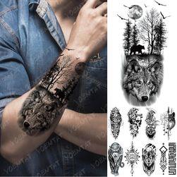 Dočasné tetování DT578