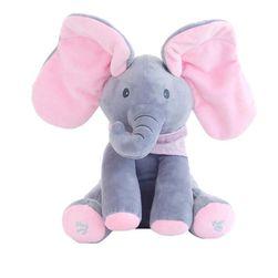 Spievajúci plyšový slon