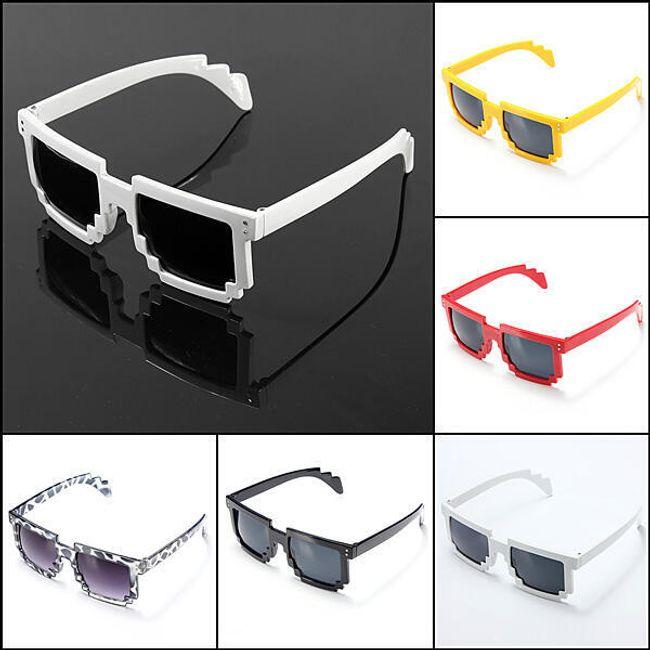 Plastové sluneční brýle - Pixel 1