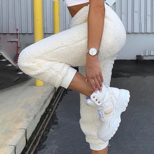Damskie spodnie dresowe Joyce 1