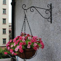 Lógó virágcserép-tartó - 4 változat