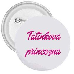 Placka Tatínkova princezna