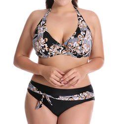 Damski strój kąpielowy plus size Jule