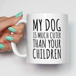 Hrnek pro milovníky psů