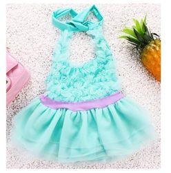 Dívčí plavky - šatičky