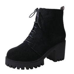 Dámské boty na podpatku Rola