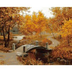 DIY slika - Jesen