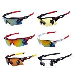 Okulary sportowe - 6 kolorów