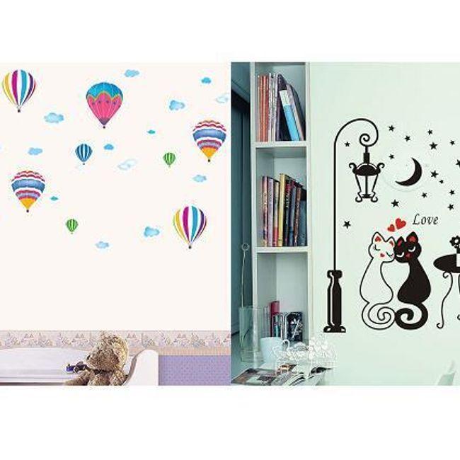 Naklejka na ścianę - Balony 1