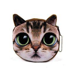 Pěněženka na mince ve tvaru zvířátek