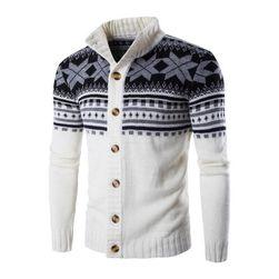 Pánský zimní svetr