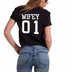 Oryginalna koszulka - wariant dla niej i dla niego