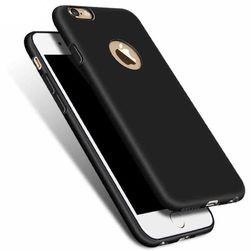 Szilikon borítás vastag színekkel - iPhone 5 - 7 esetén