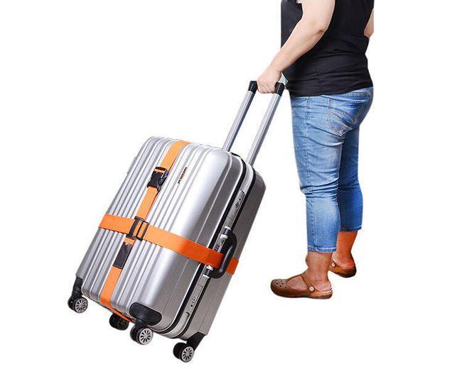 Bezpečnostní popruh na zavazadlo 1