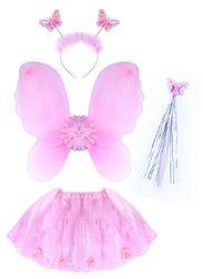 Otroški cvetlični kostum s krili RZ_792159