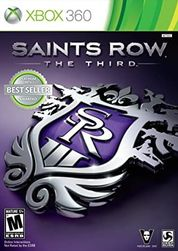 Igre (Xbox 360) Saints Row The Third