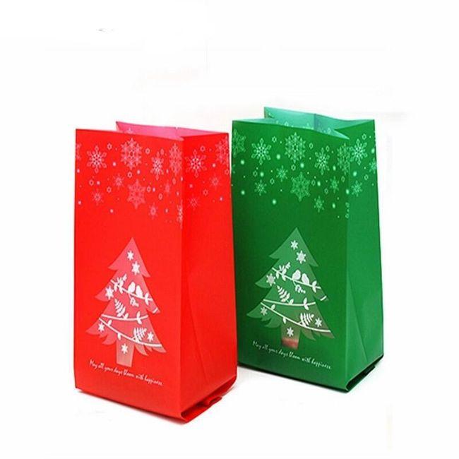 Vánoční pytlíček MK114 1
