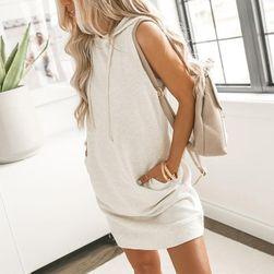 Damska bluzowa sukienka TF8761