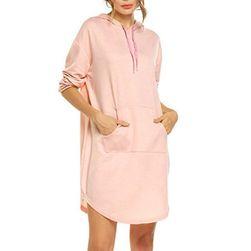 Dámské mikinové šaty TF8911