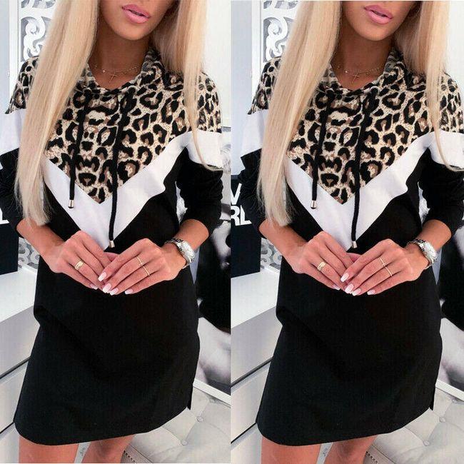 Női pulóver stílusú ruha Depila