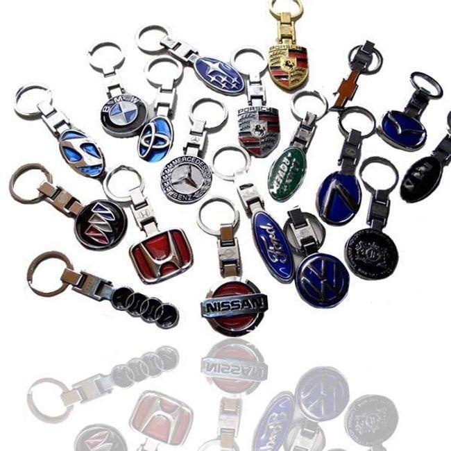 Automobilová klíčenka - na výběr ze 17 značek 1