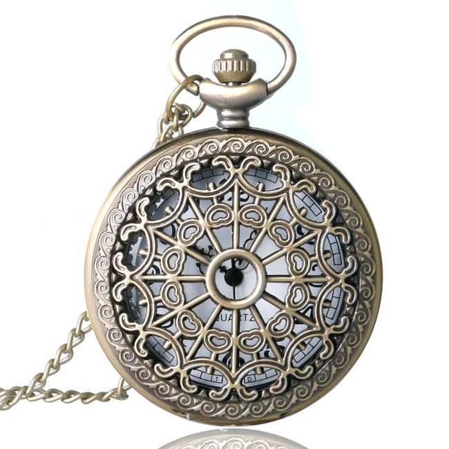 Kapesní hodinky - ležérní 1