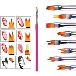 Nail brushes set STE02