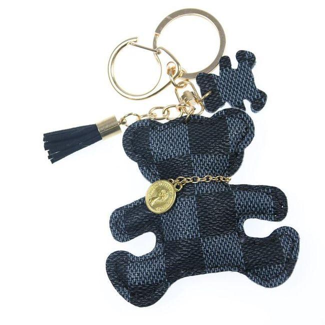 Medvídek na klíče - 2 barvy 1