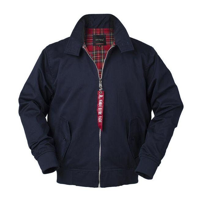Férfi tavaszi kabát Rodney