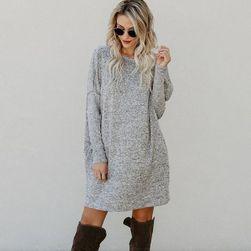 Dámské mikinové šaty - 6 variant