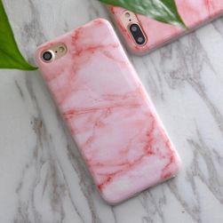 Mramorované pouzdro pro iPhony