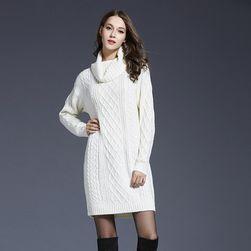 Женское вязаное платье Yva