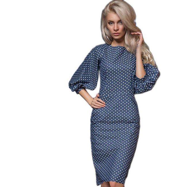 Ženska biznis haljina Irma 1