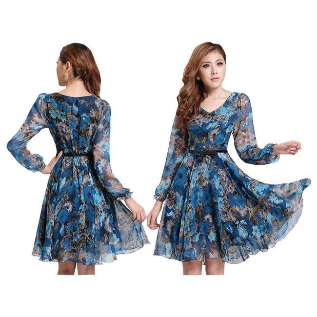 Dámské šaty - velikost č. 5 1
