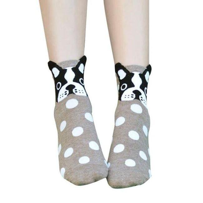 Ženske čarape C18 1