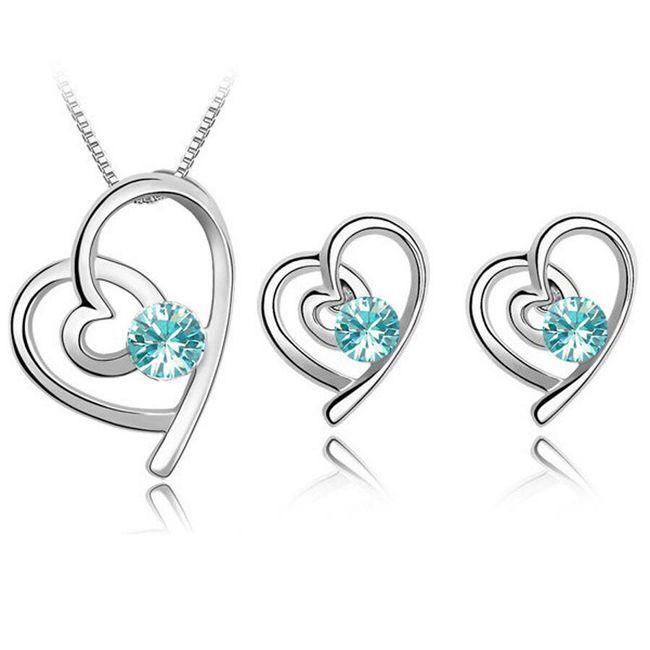 Komplet biżuterii TN1022 1