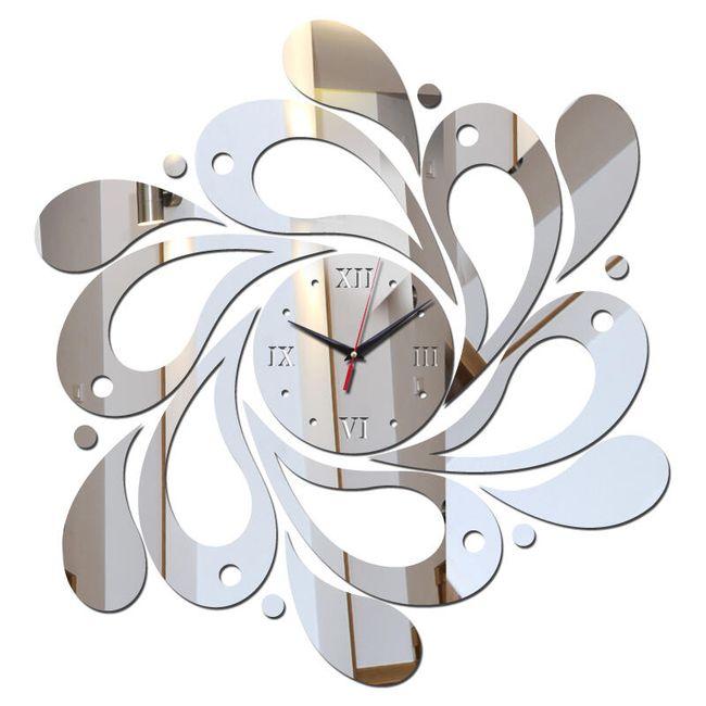 DIY - Naredi sam ura - zrcalo 1