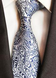 Muška kravata sa šarama - 16 varijanti